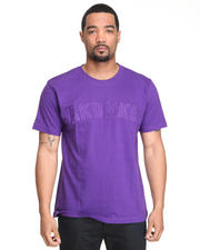Men - Classic Crew Neck Tee