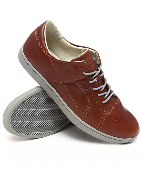 Creative Recreation Tan Tucco Leather Sneaker