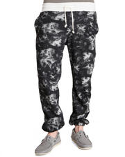 Shades of Grey by Micah Cohen - Blackwater Tie-Dye Sweatpant