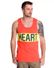 Shirts - Heart + Mind Tank