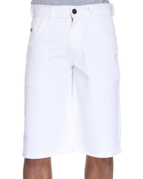 Enyce Men White New Tradition Color Short