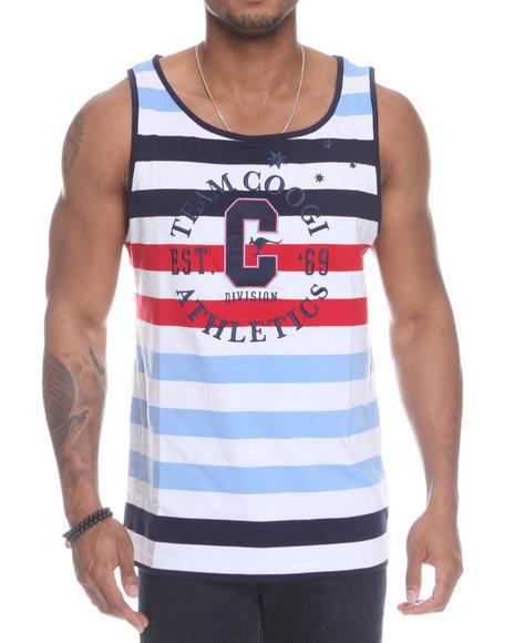 COOGI Men Multi Coogi Athletics Tank Top