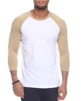 Buyers Picks - Single Jersey 3/4 Sleeve Raglan Shirt