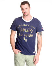 True Religion - West Coast Ringer Tee
