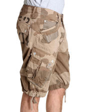 Men - Rovic Loose Camo Short
