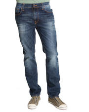 Slim - Thin Finn Organic Genuine Love Jeans