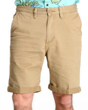Vans - Excerpt Cotton Twill Chino Shorts