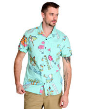 Button-downs - Casual Friday Aloha Shirt