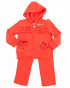 Baby Phat - FRENCH TERRY JOGGING SET (2T-4T)