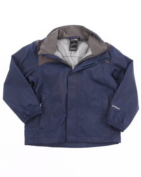The North Face Boys Navy Resolve Jacket (4-20)