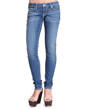 True Religion - Stella Lower Rise Skinny