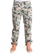 Levi's Men Ace I Camo Twill Cargo Pants Camo 32X34