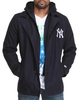 New Era - NEW YORK YANKEES NEW ERA PEACOAT (DRJAYS.COM EXCLUSIVE)