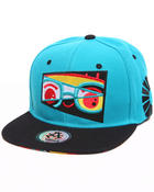 Akademiks - All Colors Retro Snapback Hat