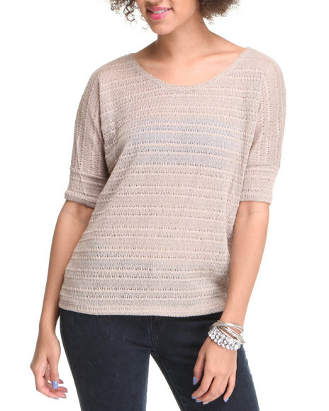 Basic Essentials - Light Weight Knit top