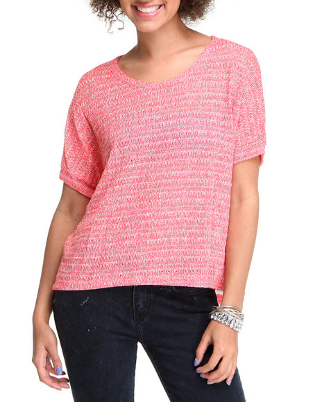 Basic Essentials - Knit Dolman Top