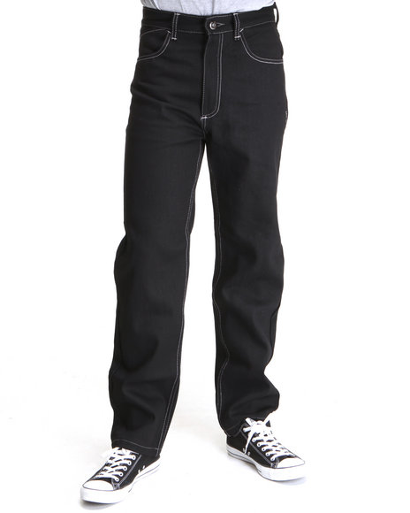 MO7 Black Classico Mo7 Denim Jeans