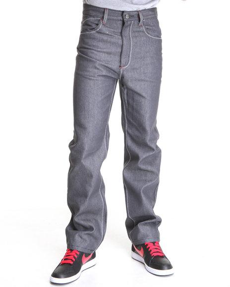 MO7 Grey Classico Mo7 Denim Jeans