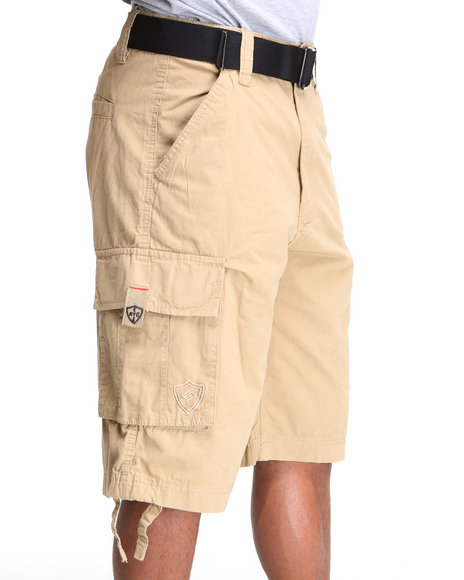 Enyce Men Khaki Chameleon Short