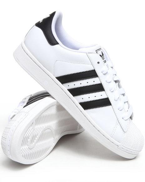 Adidas Men Black,White Superstar 2 M Sneaker