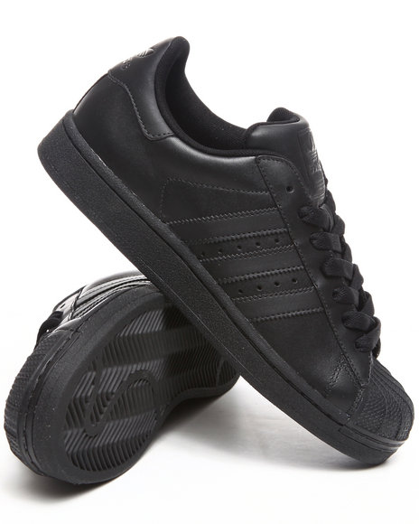Adidas Men Black Superstar 2 M Sneaker