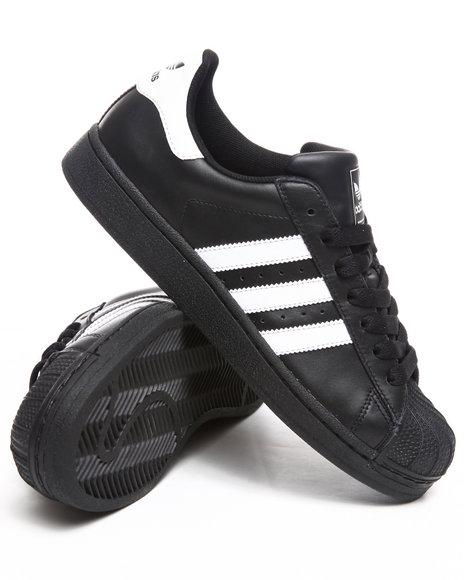 best service 9650f 3d079 Adidas Men Superstar 2 Sneakers Black 7