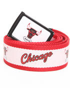 Flud Watches - Chicago Bulls Logo Flud belt