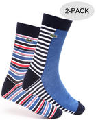 Lacoste Live - L!Ve Printed Socks