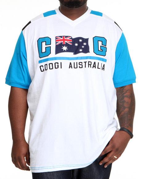 COOGI Men White Thrones Australia Tee (B&T)