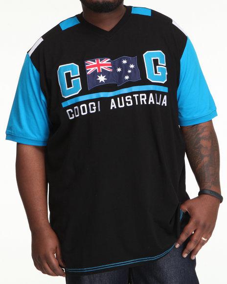 COOGI Men Black Thrones Australia Tee (B&T)
