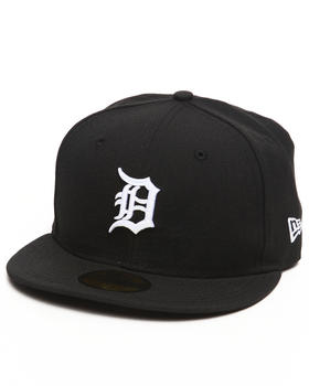 New Era - Detroit Tigers MLB League Basic 5950 fitted hat