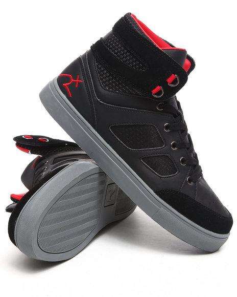 Rocawear Men Red,Black,Grey City Roc Hi Sneakers