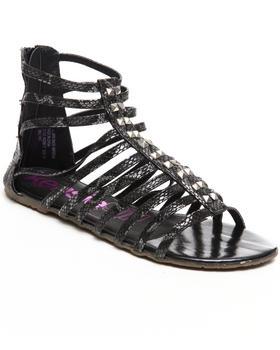 Kensie Girl - Gladiator Sandal (10-4)