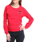 Women - Chicago Bulls Pullover