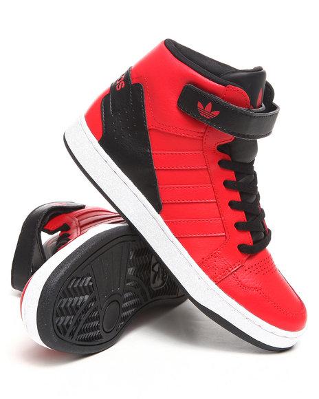 Adidas Boys Black,Red Ar 3.0 J Sneakers
