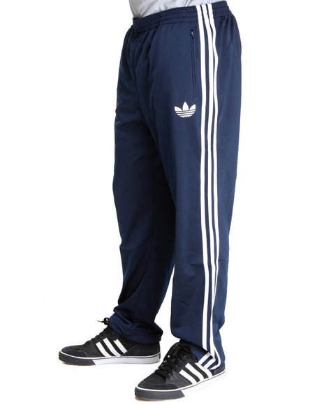 Adidas Men Navy Adi Firebird Track Pants