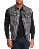 Buyers Picks - Iced Washed Denim Vest