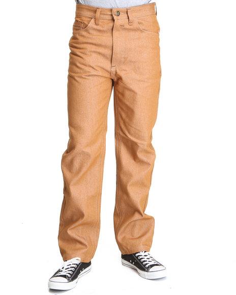 MO7 Brown Mo7 Deuce Denim Jeans