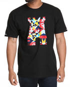 Crooks & Castles - Mosaic Castle Tee