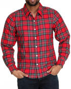 Men - Plaid Woven Shirt