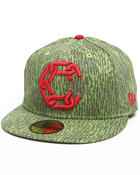 Men - New Chain C Fitted Jungle Cap
