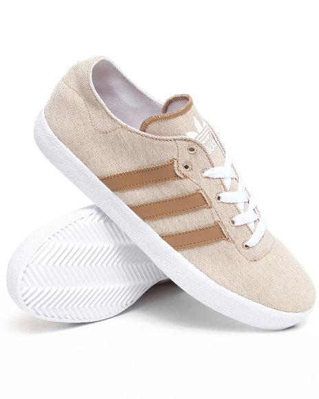 Adidas Men Cream Adidas Skate Adi Ease Surf Sneakers
