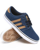Footwear - Adidas Skate Seeley Sneakers