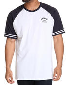 Men - Califas Raglan Baseball Tee