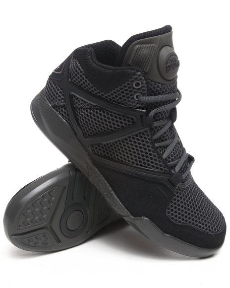 Reebok Men Black Pump Omni Lite Hls Sneakers