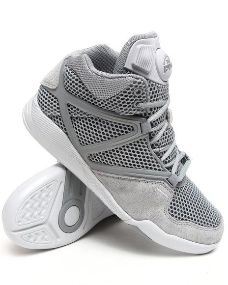 Reebok Men Grey Reebok Pump Omni Lite Hls Sneakers