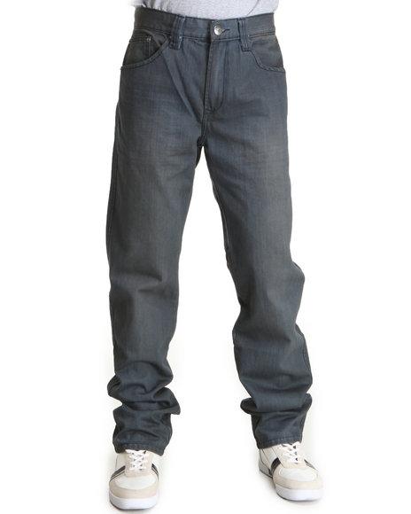 A Tiziano Men Dark Wash Jackson Denim Jeans