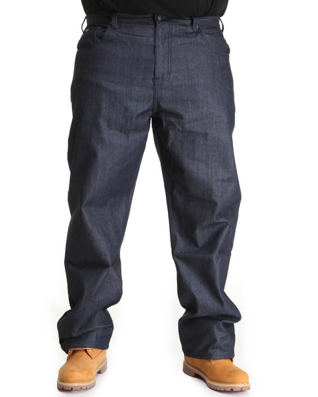 Pants Blue Denim