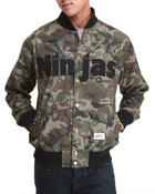 Rocksmith - Houston Ninjas Camo Jacket