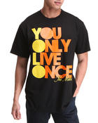 Men - You Only Live Once Tee
